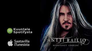 Antti Railio - Ruostunut ankkuri (teaser)