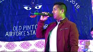 SUNO NA SANGEMARMAR BY SOORAJ BISWAS AT OLD PINTO PARK 2018 AS ON (17-10-2018)