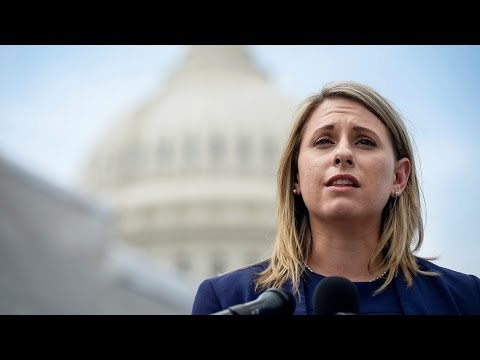 Ex-lawmaker Katie Hill discusses high-profile political departure in