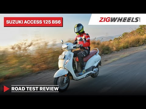 Suzuki Access 125 BS6 Road Test Review