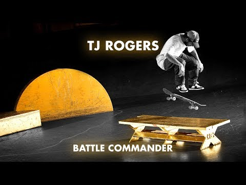 TJ Rogers | Battle Commander