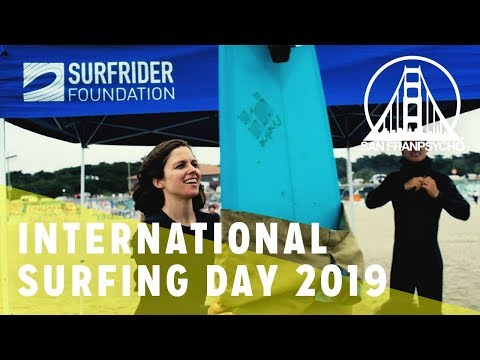 International Surfing Day 2019 - RECAP