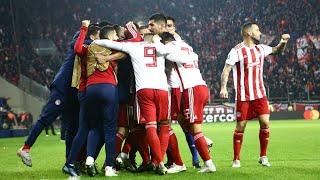 Highlights: Ολυμπιακός - Ερυθρός Αστέρας 1-0 / Highlights: Olympiacos - Crvena zvezda 1-0