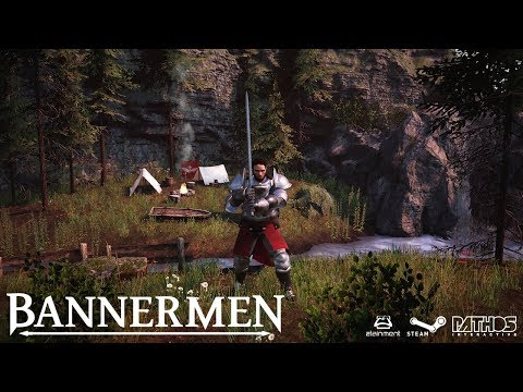 Bannermen Launch Trailer (OFFICIAL) thumbnail