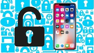 How To Unlock iPhone X !