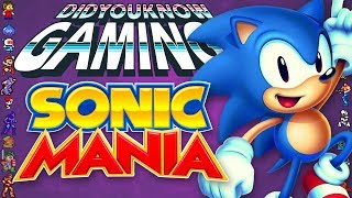 Download Youtube: Sonic Mania - Did You Know Gaming? Feat. Dazz