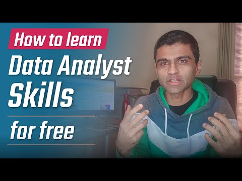 How to learn data analyst skills for free   How to become a data analyst
