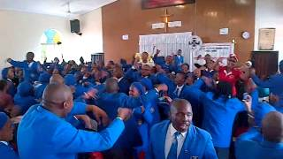 Wesley Guild CENTRAL DISTRICT (Far East Region)-Come Together Song 2014 : Roodepoort Circuit