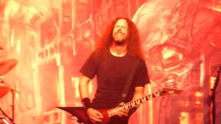 "Exodus - ""The Toxic Waltz"" - Live 11-02-2015 - The Warfield Theater - San Francisco, CA"