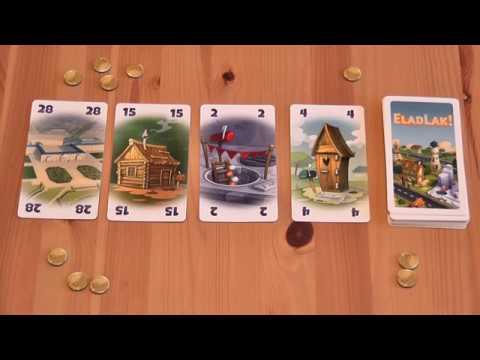 EladLak! kártyajáték - d3meeples