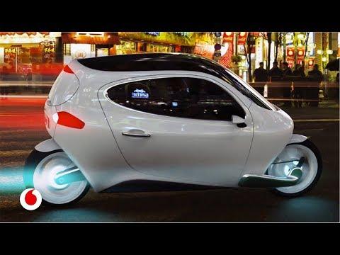 La alucinante moto eléctrica que nunca se cae #ElFuturoEsApasionante