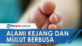 Diduga Minum Obat Kadaluarsa dari Puskesmas, Balita di Tangerang Alami Kejang Kejang & Mulut Berbusa