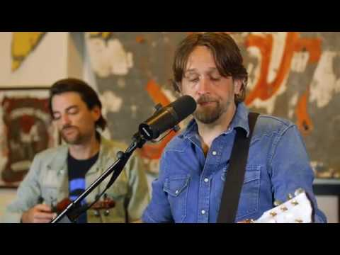 "Screenshot from the Creek Session featuring Hayes Carll: ""Jesus and Elvis"""