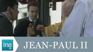Jean-Paul II révèle le 3ème secret de Fatima - Archive INA