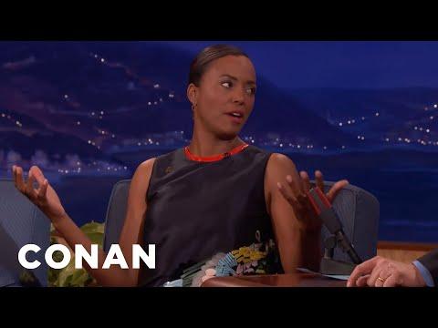 Aisha Tyler's Worst Stand-Up Gigs  - CONAN on TBS