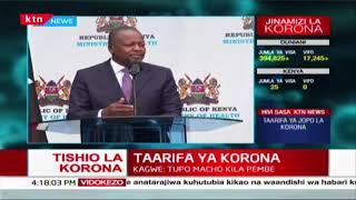 Kenyan \'Answered-Prayer\' over Coronavirus