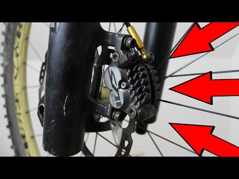 scheibenbremsen fahrrad einstellen