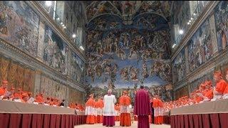 Ватикан: широкий выбор для кардиналов