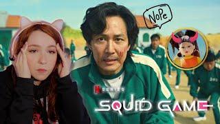 WTF AM I WATCHING SFJSDUIH | Squid Game 오징어게임 EP 1-2 Kdrama Reaction