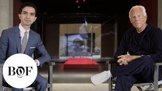 Inside Giorgio Armanis Fashion Legacy | The Business Of Fashion