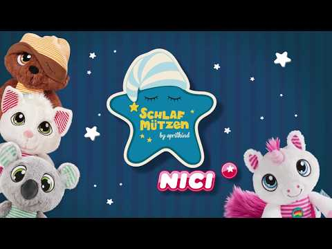 NICI Schlafmützen - süße Träume für Kids – TV-Spot 2018