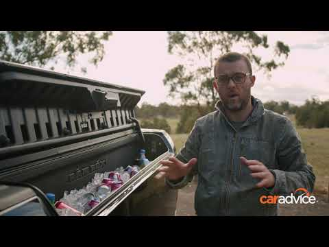 YouTube Video of the CarAdvice reviews the Ram exclusive Rambox