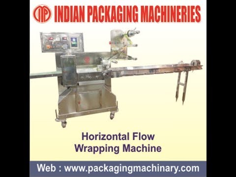 Biscuits Packaging Machine