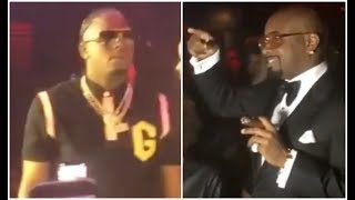 "J Kwon ""Stops Jermaine Dupri Party to brag about $800 shirt"""