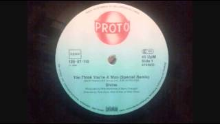 You Think You're A Man (Special Remix) - Divine