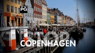 Scenery Video Ecards, Denmark Copenhagen Vacation Travel Guide scenery..