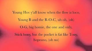 Beyonce ft Jay Z - Crazy in love (lyrics on screen)