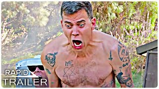 JACKASS 4: FOREVER Official Trailer (2021) Steve-O, Johnny Knoxville Movie HD