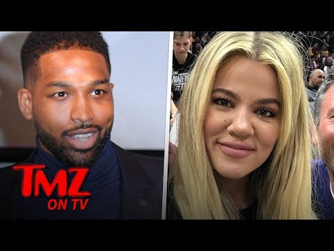[TMZ] Khloe Kardashian Supports Her Man Through Breakup Rumors