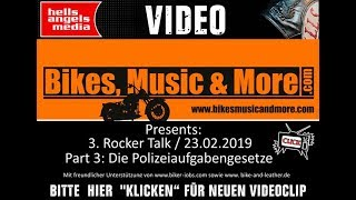 Hells Angels Media: Rocker Talk 3