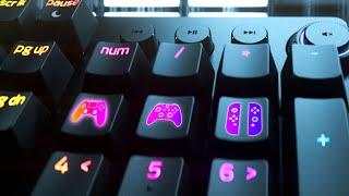 यह रेजर कीबोर्ड एक गेम कंट्रोलर है! रहस्य तकनीकTE