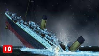 10 ΑΝΑΤΡΙΧΙΑΣΤΙΚΕΣ ΑΛΗΘΕΙΕΣ για το ναυάγιο του Τιτανικού - Τα Καλύτερα Τop10
