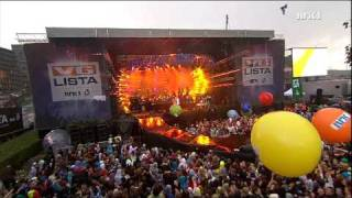 Aqua - Back To The 80's (Live at Rådhusplassen 2009)