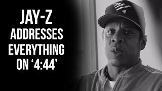 JayZ Talks About Dissing <b>Kanye West</b> & Future Cheating On Beyonce Solange Elevator Incident & More