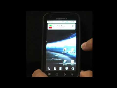 Video of ZOOM Messaging Widget