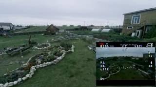 Тест на дальность полета и ФПВ 2 и 3 ОктоКруизер2016
