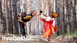 Russian Music Instrumental: Traditional Music From Russia – Folk Music