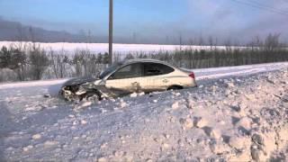 на Восточной объездной в аварию попали 4 машины