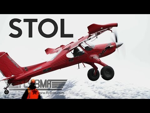 Valdez STOL in SLO MO 2019 | ALASKA Fly-In