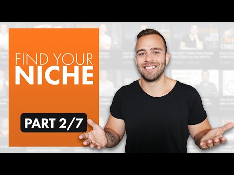 How to Build an Online Business from Scratch in Only 30 days   Find Your Niche (2/7)