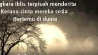 Kalimah Cinta AMY SEARCH ~lirik~