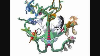 Every Legendary Pokemon COMBINED