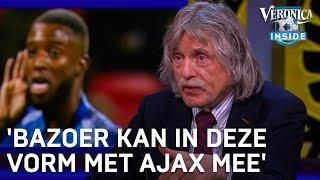 'Bazoer kan in deze vorm moeiteloos met Ajax mee!' | VERONICA INSIDE