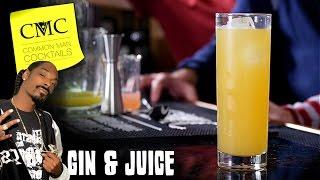 Gin & Juice, a Snoop Dogg Drink? 🐶