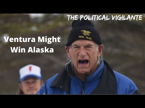 Jesse Ventura Could Win In Alaska