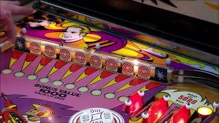 How To Troubleshoot A 1976 Gottlieb Target Alpha EM Pinball Machine